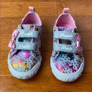 DISNEY MINI MOUSE toddler girls shoes